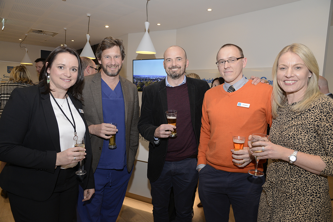 Dr Bastick, Dr O'Connell, Dr Thomas, Dr Downe and Dr Dunlop